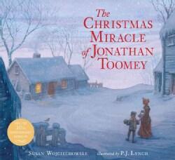 The Christmas Miracle of Jonathan Toomey (Hardcover)