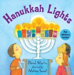 Hanukkah Lights (Paperback)