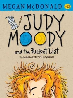Judy Moody and the Bucket List (Hardcover)