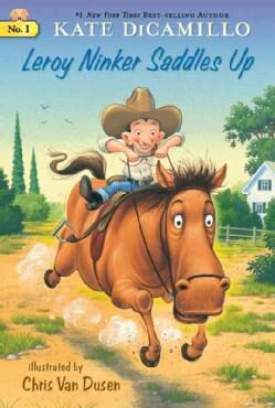 Leroy Ninker Saddles Up (Paperback)