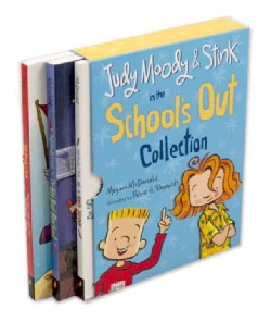 Judy Moody and Stink in the School's Out Collection (Paperback)