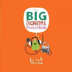 The Big Monster Snorey Book (Hardcover)
