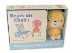 Bears on Chairs Book and Toy Gift Set