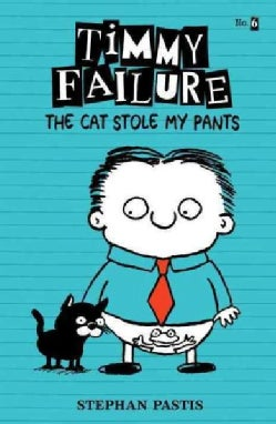 The Cat Stole My Pants (Hardcover)