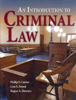 An Introduction to Criminal Law (Hardcover)