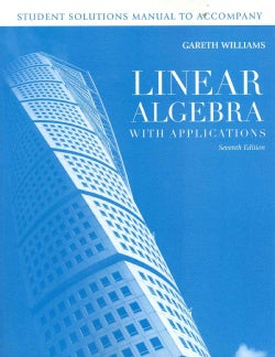 Linear Algebra With Applications (Paperback)