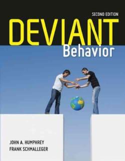 Deviant Behavior (Paperback)