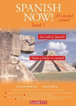 Spanish Now/ El Espanol Actual: Level 1 (Paperback)