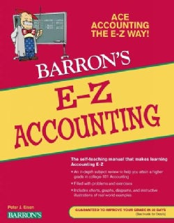 E-Z Accounting (Paperback)