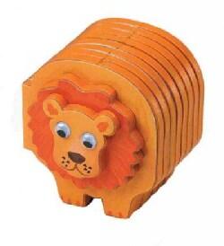 Lion (Board book)