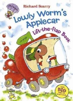 Lowly Worm's Applecar (Board book)