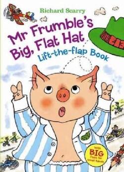 Mr. Frumble's Big, Flat Hat (Board book)