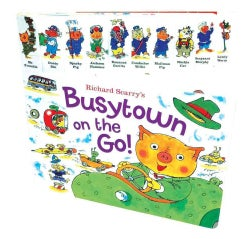 Richard Scarry's Busytown on the Go! (Board book)