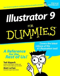 Illustrator 9 for Dummies (Paperback)
