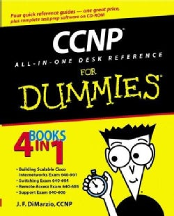 Ccnp All-In-One Certification for Dummies