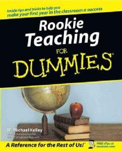 Rookie Teaching for Dummies (Paperback)