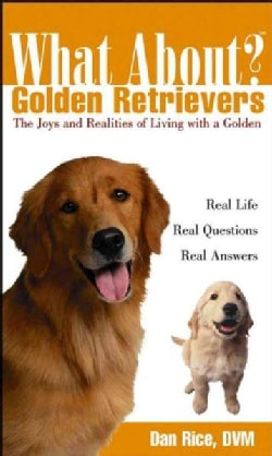 What About? Golden Retrievers (Paperback)