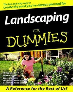 Landscaping for Dummies (Paperback)