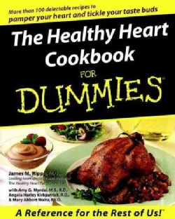 The Healthy Heart Cookbook for Dummies (Paperback)