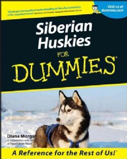 Siberian Huskies for Dummies (Paperback)