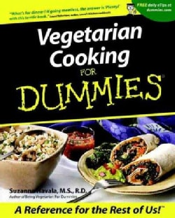 Vegetarian Cooking for Dummies (Paperback)