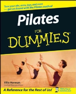 Pilates for Dummies (Paperback)