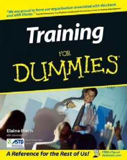 Training For Dummies (Paperback)