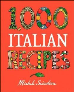 1,000 Italian Recipes (Hardcover)