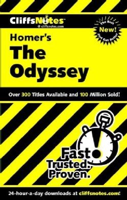 Cliffsnotes on Homer's Odyssey (Paperback)