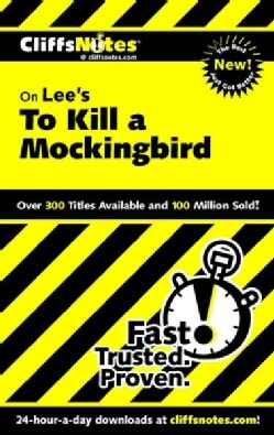 Cliffsnotes on Lee's to Kill a Mockingbird (Paperback)