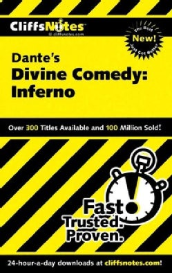 Cliffsnotes on Dante's Divine Comedy-i Inferno (Paperback)