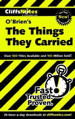 Cliffsnotes O'Brien's the Things They Carried (Paperback)
