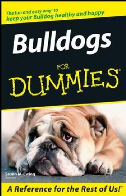 Bulldogs for Dummies (Paperback)