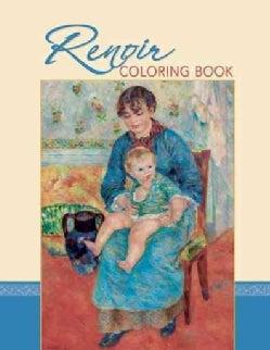 Renoir Coloring Book (Paperback)
