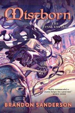 Mistborn: The Final Empire (Hardcover)