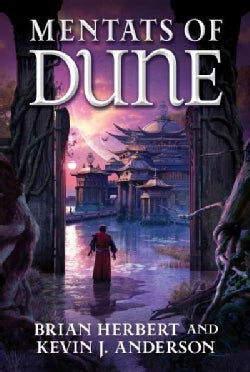 Mentats of Dune (Hardcover)