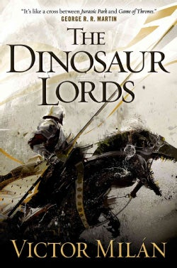 The Dinosaur Lords (Hardcover)