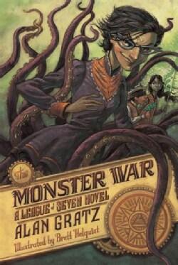 The Monster War (Hardcover)