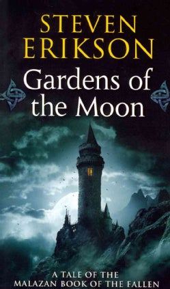 Gardens Of The Moon (Paperback)