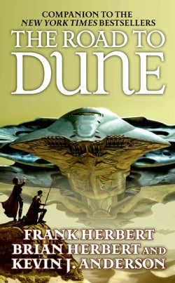 The Road to Dune (Paperback)