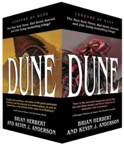 Legends of Dune: The Battle of Corrin / the Butlerian Jihad / the Machine Crusade (Paperback)
