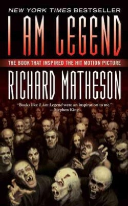 I Am Legend (Paperback)