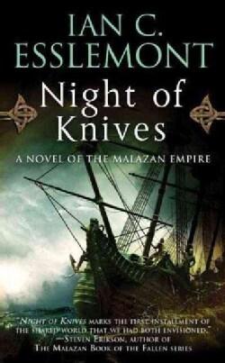 Night of Knives: A Novel of the Malazan Empire (Paperback)