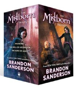 Mistborn Trilogy (Paperback)