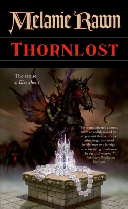 Thornlost (Paperback)