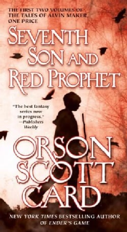 Seventh Son and Red Prophet (Paperback)