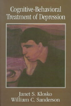 Cognitive-Behavioral Treatment of Depression (Hardcover)