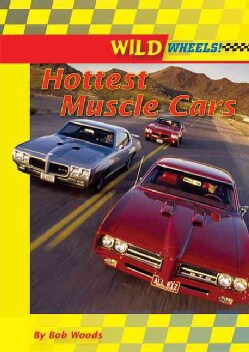 Hottest Muscle Cars (Paperback)