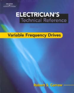 Electrician's Technical Reference: Variable-Frequency Drives (Hardcover)