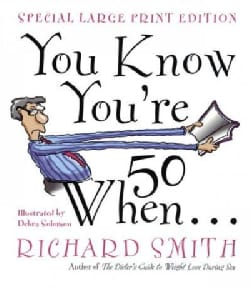 You Know You're 50 When... (Paperback)